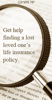 Find Life Insurance Policy